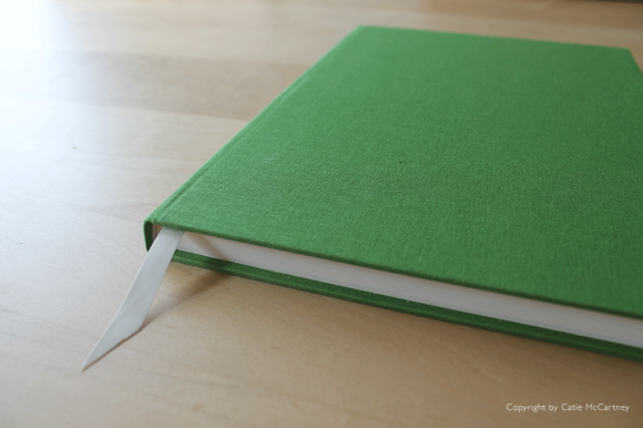 recipe book green